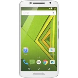 Moto X Play(With Turbo Charger) (White, 16 GB)  (2 GB RAM)